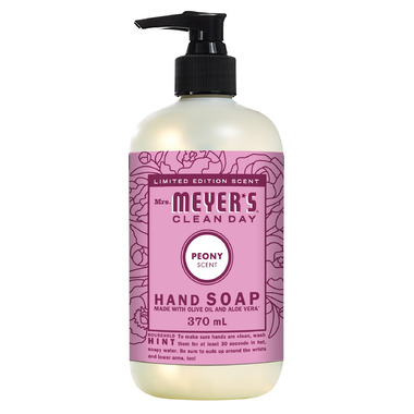 Mrs. Meyer\'s Clean Day Hand Soap Peony