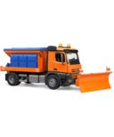 Bruder Toys MB Arocs Snow Plow Truck
