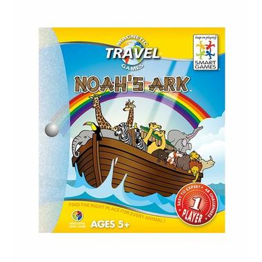 Smart Games Magnetic Travel Game Noah\'s Ark