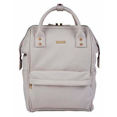BabaBing Mani Backpack Grey Blush