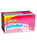 Pepto-Bismol InstaCool Chewable Tablets