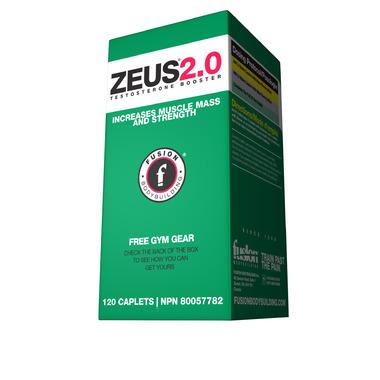 Fusion Bodybuilding ZEUS2.0
