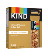 KIND Bar Caramel Almond Sea Salt