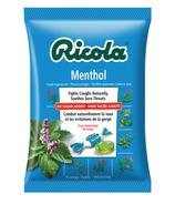 Ricola Cough Drop Menthol