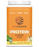 Sunwarrior Classic Plus Protein Vanilla