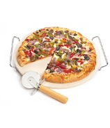 12 Inch Pizza Stone Set