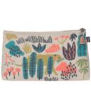 Danica Studio Large Linen Cosmetic Bag Empire