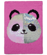iScream Panda Reversible Sequins Journal