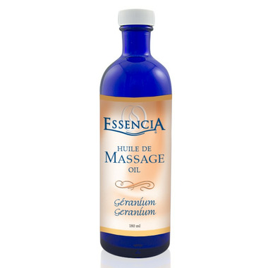 Homeocan Essencia Geranium Massage Oil