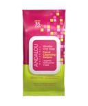 ANDALOU Naturals Sensitive Micellar One Step Facial Cleansing Swipes