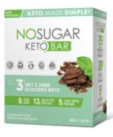 Vegan Pure No Sugar Keto Bar Chocolate Mint