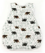 BapronBaby Bib Geometric Bears