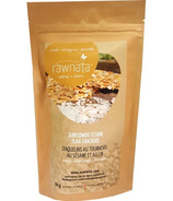 Rawnata Sunflower Sesame Flax Crackers