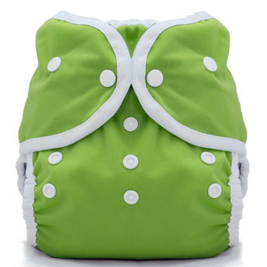 Thirsties Duo Wrap Snap Diaper Meadow