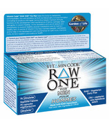 Garden of Life Vitamin Code RAW ONE pour hommes