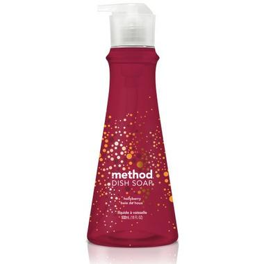 Method Dish Soap Hollyberry