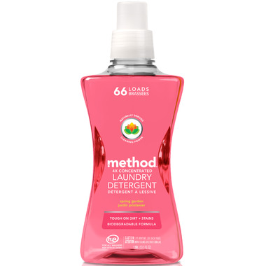 Method Laundry Detergent Spring Garden