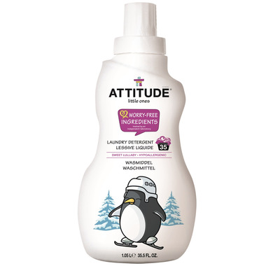 ATTITUDE Little Ones Laundry Detergent Sweet Lullaby