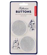 Kikkerland Bike Reflective Buttons