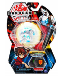 Bakugan Ultra Haos Lupitheon Collectible Action Figure and Trading Card