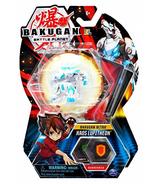 Bakugan Ultra Haos Lupitheon Collectible Action Figure and Trading Card