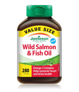 Jamieson Wild Salmon & Fish Oil Value Pack