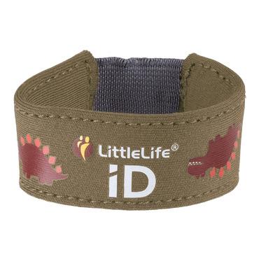 LittleLife Safety ID Strap Dinosaur