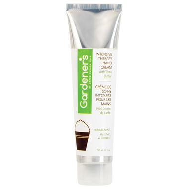 Gardeners Intensive Hand Therapy Cream Herbal Mint