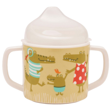 Sugarbooger Sippy Cup Ollie Gator