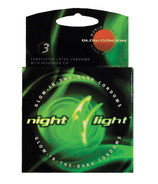 Night Light Glow in the Dark Condoms