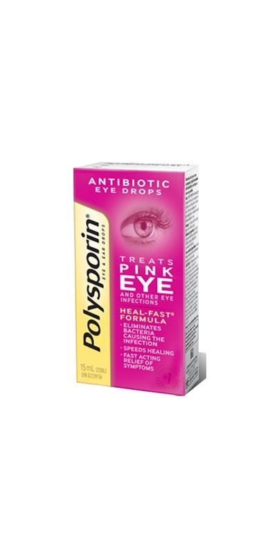 Buy Polysporin Eye Ear Drops At Well Ca Free Shipping 35 In Canada