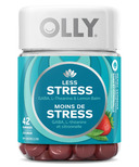 OLLY Less Stress Berry Verbena