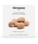 Alemany Salted Peeled Marcona Almonds