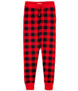 Little Blue House Women's Sleep Leggings Buffalo Plaid
