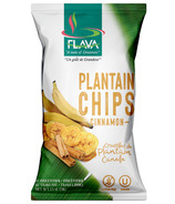 FLAVA Cinnamon Plantain Chips
