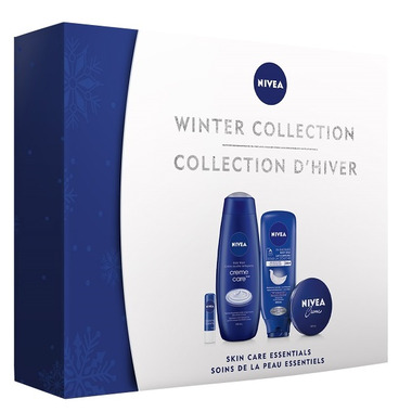 Nivea Skin Care Essentials Winter Collection Gift Pack