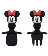 Bumkins Disney Silicone Chewtensils Minnie