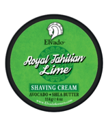 Elvado Tahitian Lime Shave Cream Jar