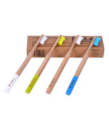 f.e.t.e. Bamboo Toothbrush Multipack Medium