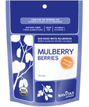 Navitas Naturals Organic Mulberry Dried Berries