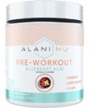Alani Nu Pre-Workout Blueberry Acai
