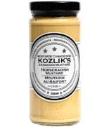 Kozlik's Horseradish Mustard