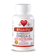 Nutripur Super Omega-3 Extra Strength
