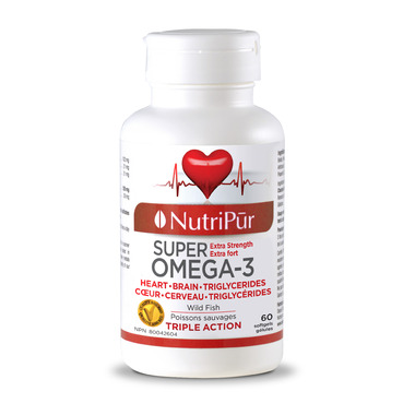 Nutripur Super Omega-3 Extra Strength