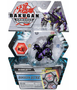 Bakugan Ultra Howlkor Armored Alliance Collectible Action Figure & Cards