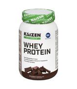 Kaizen Naturals Whey Protein Chocolate Powder