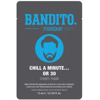 masque BAR Bandito Chill a Minute or 30