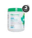 Organika Enhanced Collagen Protein Powder Bundle