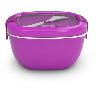 Bentgo Salad On-the-Go Container Purple