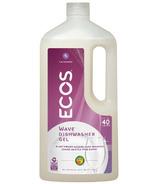 Earth Friendly Products Organic ECOS Auto Dishwasher Gel